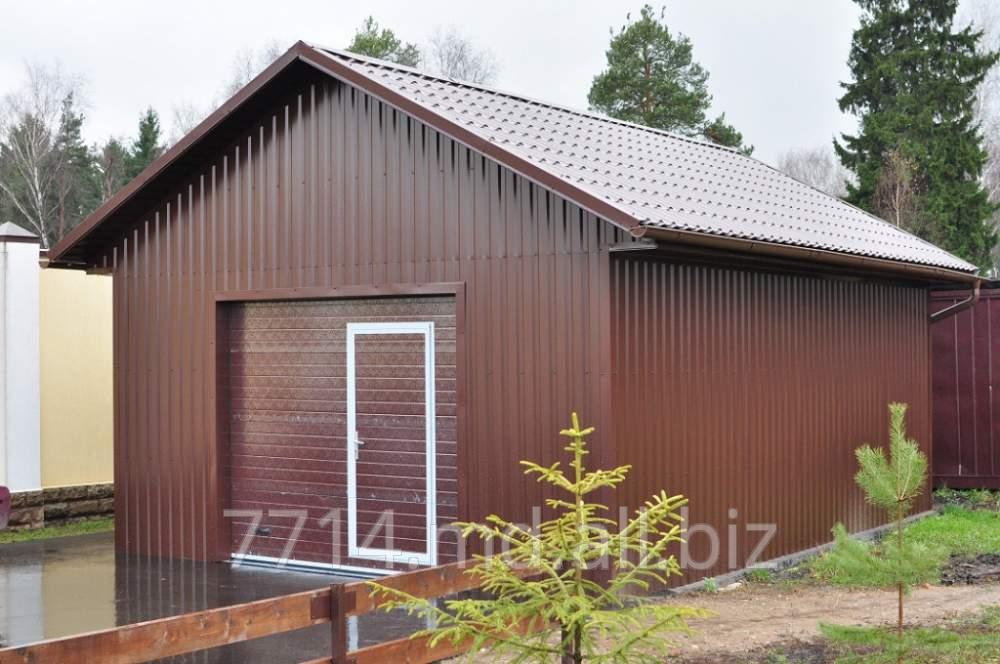 Купить Шведские гаражи
