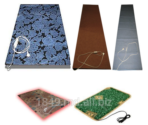 Buy Rug with heating under legs. Mobile HEAT-INSULATED FLOOR. Electrohot-water bottle. Drying for footwear.