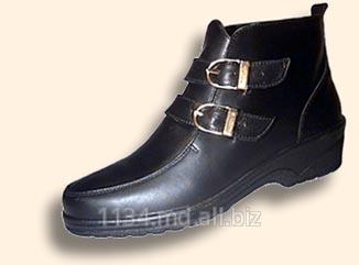 Купить Ботинки женские Модель 70090100