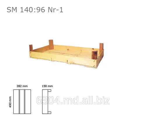 Buy Boxes wooden for fruit and vegetables