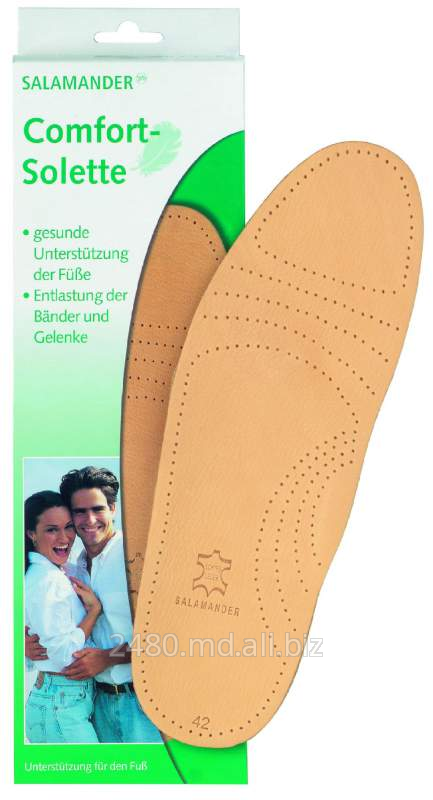 Buy Insoles for the Salamander footwear