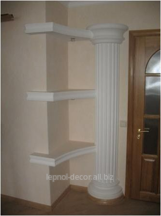 Buy Columns are plaster