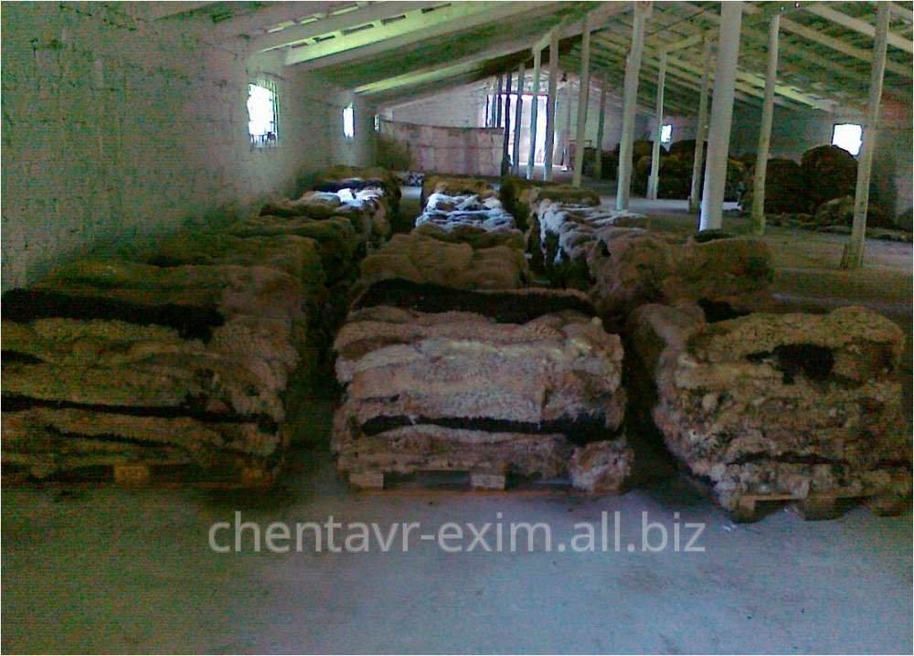 Шкуры овечьи в Молдове на Экспорт