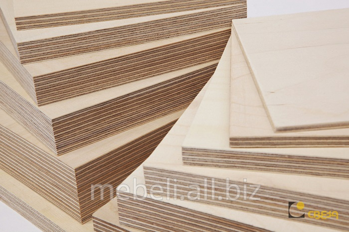 Buy Plywood of the increased water resistance of the BFU-100 (FSF) brand