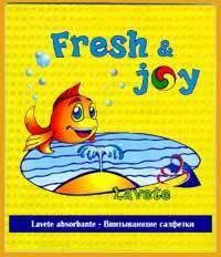 Buy The absorbing napkins (Lavete absorbante) of Fresh & joy