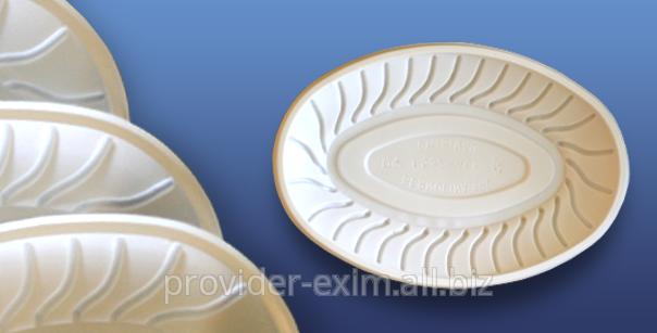 Одноразовая посуда,Farfurii de unica folosinta,Farfurie plata,Тарелки белые ,одноразовые