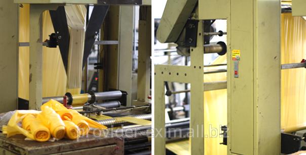 Оборудование для производства пакетов,Saci menageri la comanda