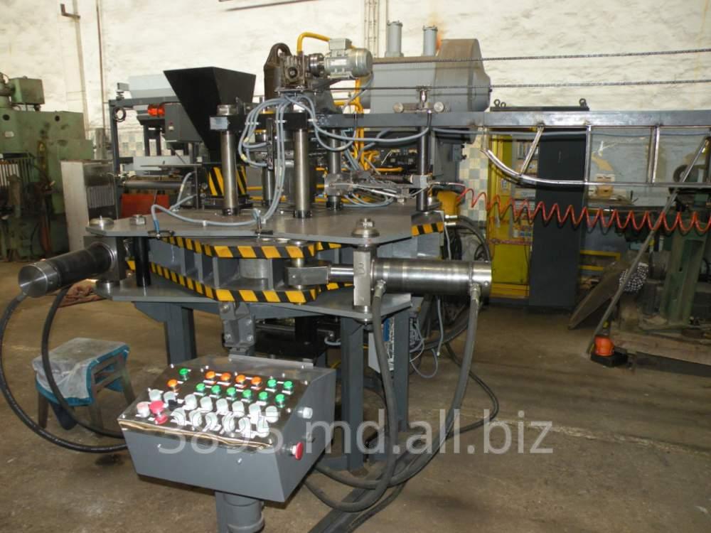 Гиперпресс для производства облицовочного кирпича