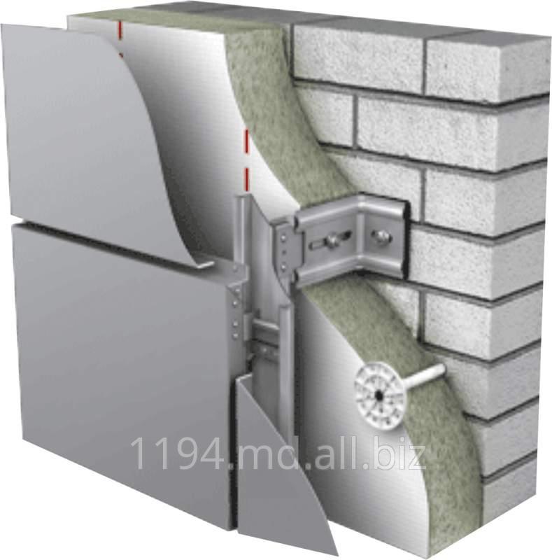 Купить Панель фасадная алюминиевая