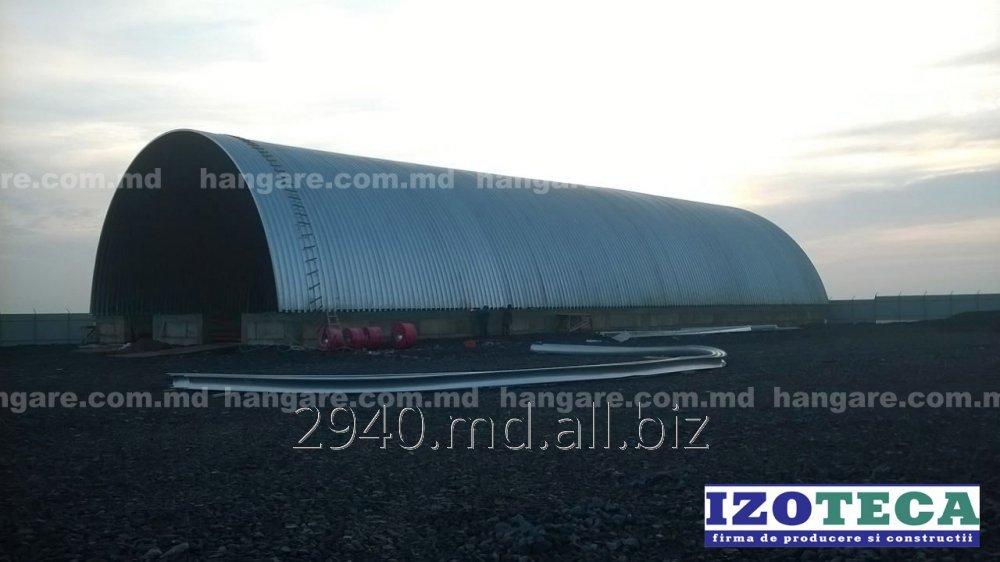 Buy Beskarkasny hangars