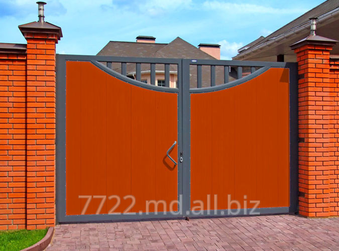 Buy Gate from a sandwich panels