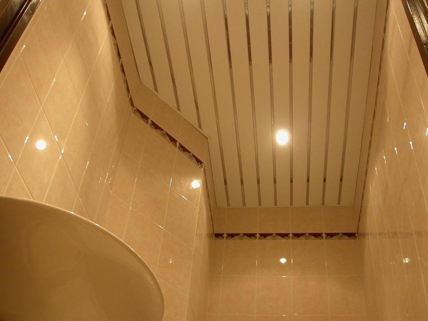 Купить Реечные подвесные потолки