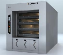 Купить Печь хлебопекарая подовая BR100 (газовая)