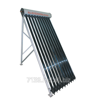 Buy Solar vacuum collector of CBK-A 20 of RHB + Support for a flat roof