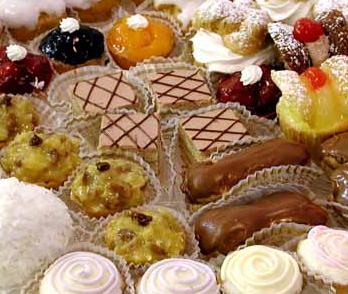 Купить Пирожные с начинкой