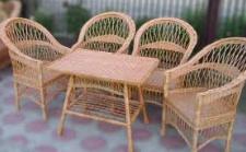 Купить Садовая мебель из ротанга