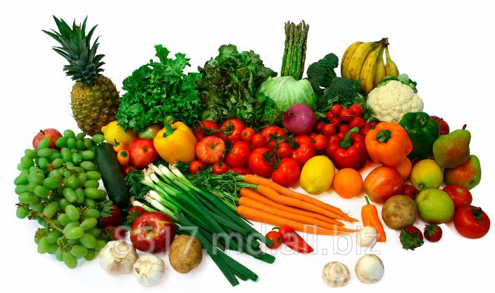 Buy Fruit and vegetables