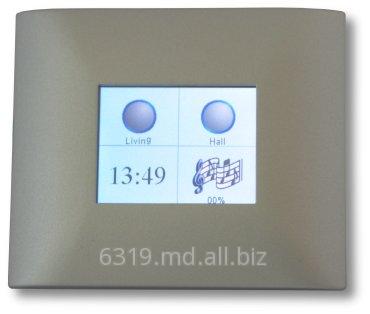 Купить Cенсорные кнопки с редактируемой графикой- Умный Дом