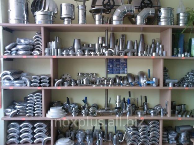 Купить Изделия из нержавеющей стали