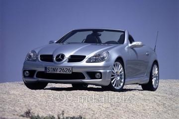 Автомобиль легковой Mercedes-Benz SLK-класса