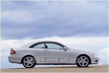 Автомобиль легковой Mercedes-Benz CLK-класса