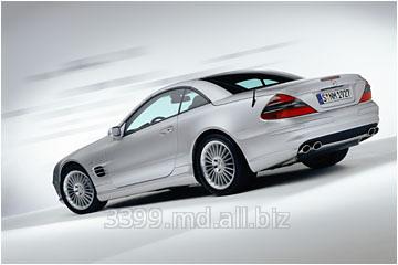 Автомобиль легковой Mercedes-Benz SL-класса