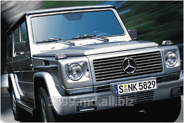Автомобиль джип Mercedes-Benz класса G