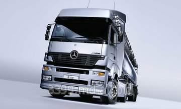 Автомобиль грузовой Mercedes-Benz Axor