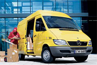 Автобус товарный Mercedes-Benz Sprinter