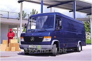 Автобус товарный Mercedes-Benz Vario