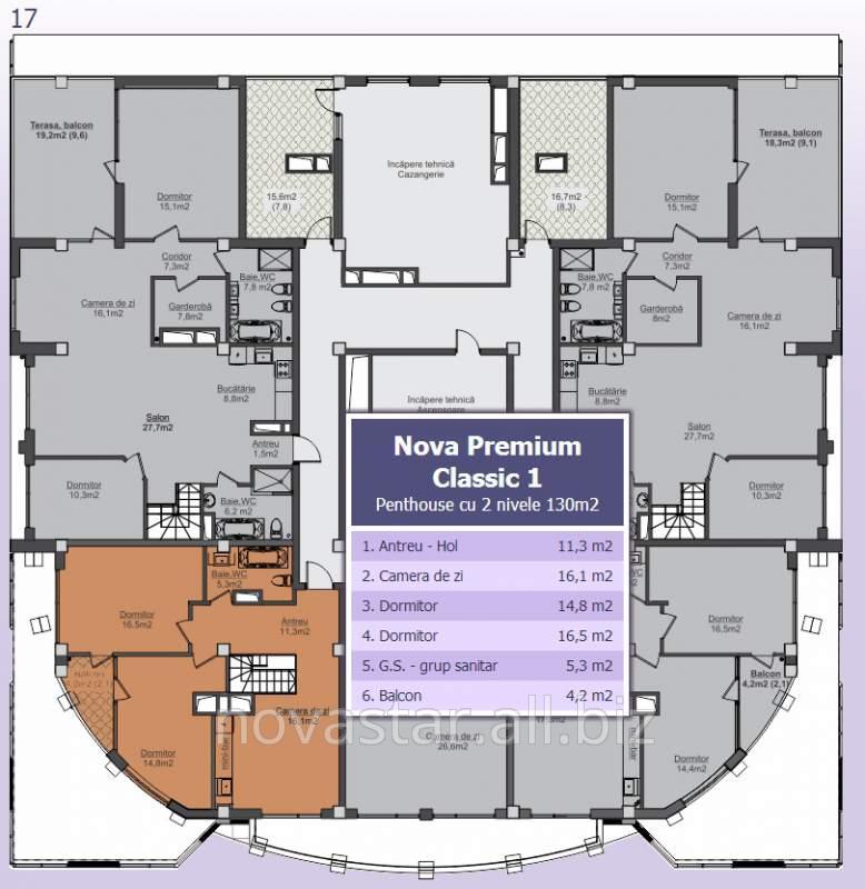 Купить Квартиры в 2 этажа