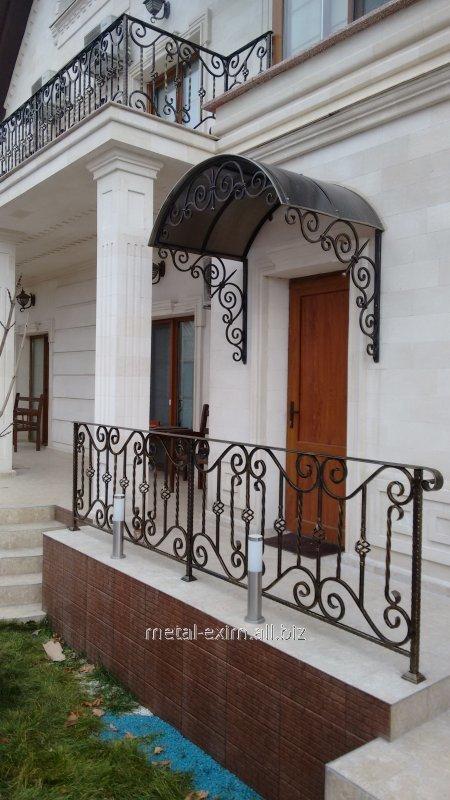 Купить Балконные перила в Кишиневе
