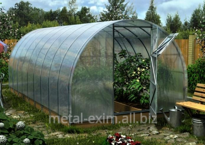 Buy Frame shelters for the wintering plants in Chisina