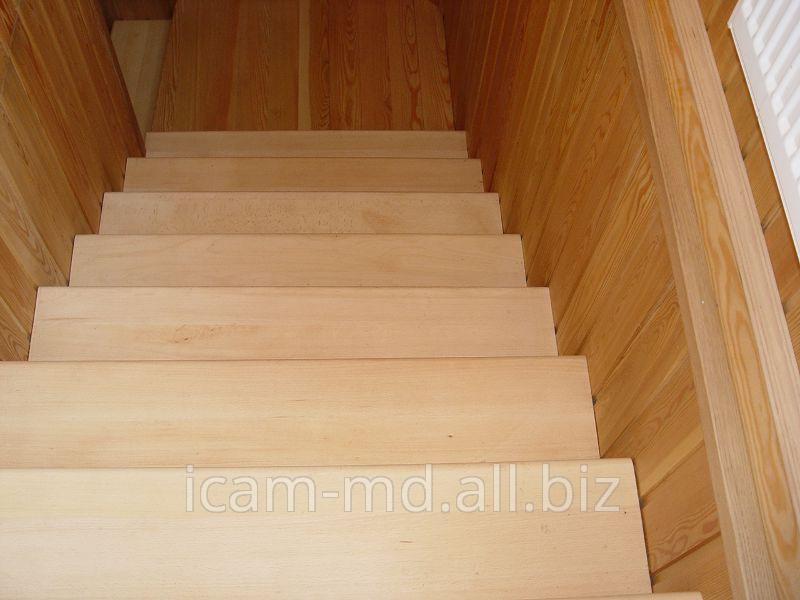 Купить Ступени для лестниц деревянные