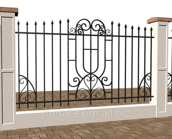 Купить Кованые ограды в Кишиневе