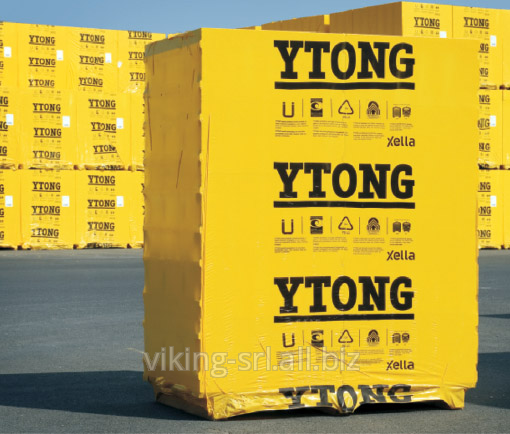 Buy Blocurile din beton celular BCA YTONG Xella Bulgaria