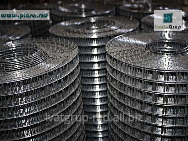 Buy PLASA SUDATA ZINC, GRID WELDED GALVANIZED