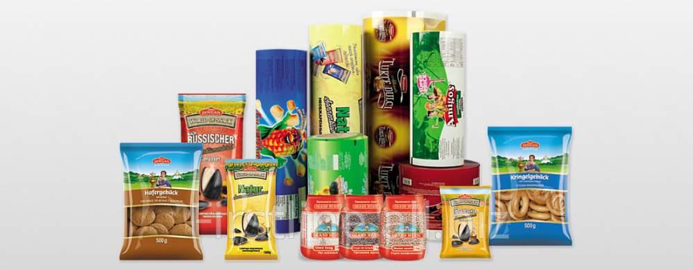 Buy Flexible packaging in the roll