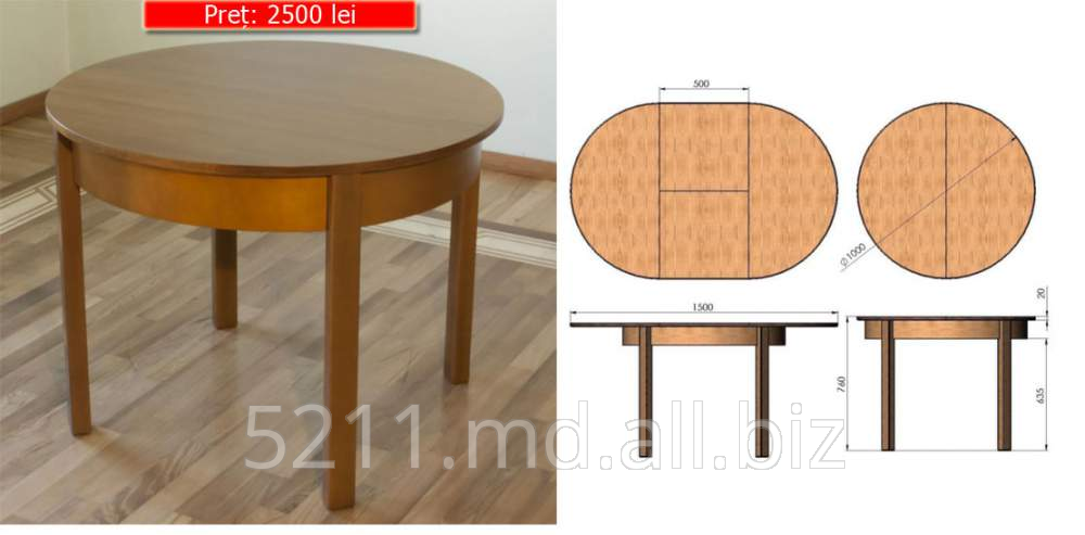 Buy Wooden furniture to order