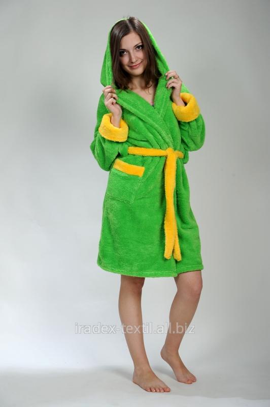 Халаты банные