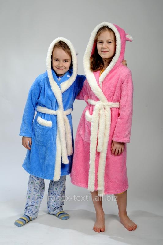 Халаты зимние