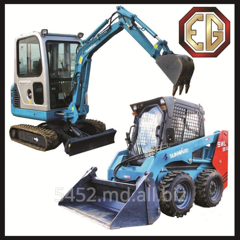 Buy SWE 17 excavator