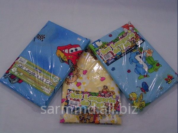 "Bedding set, cotton of 46 threads ""Bebi2"