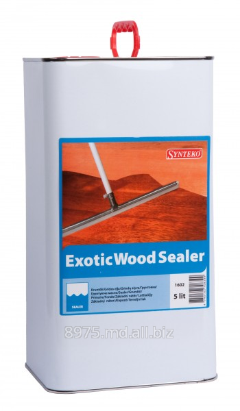 Buy Oil priming for a wooden floor and a parquet of SYNTEKO EXOTIC WOOD SEALER