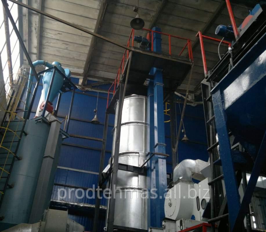 Echipament si piese pentru linii de producere a uleiului
