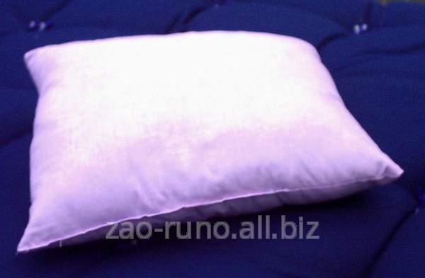 Купить Подушка обычная из розовой х/б ткани