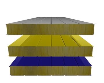 Сэндвич панели для крыши в Молдове