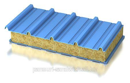 Panouri Sandwich pentru acoperis