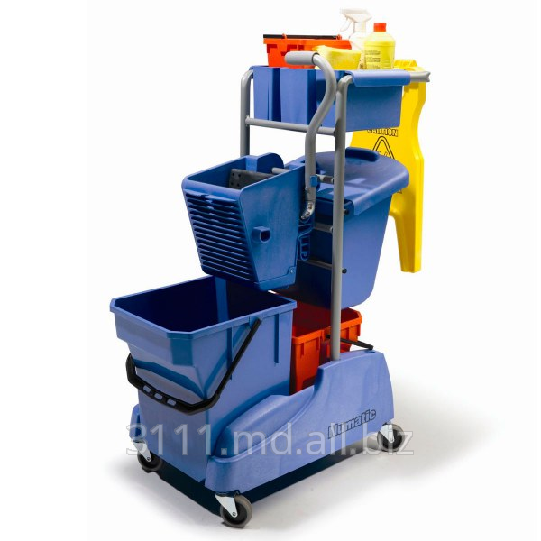 Buy Harvest carts and buckets on Numatic wheels