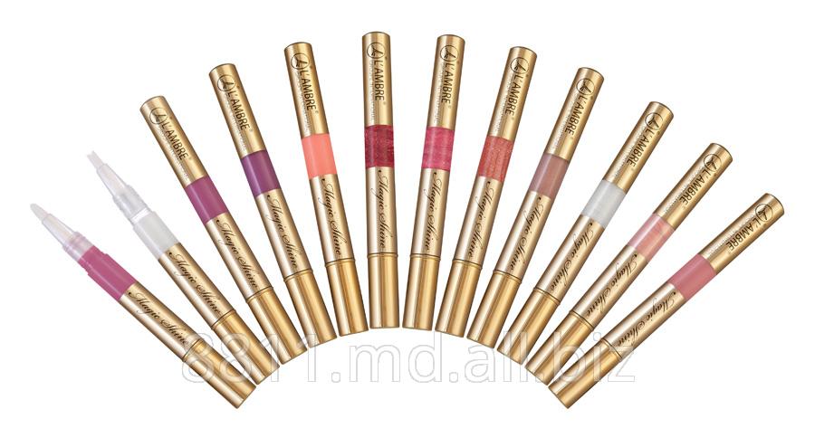 Купить Новая коллекция блесков для губ Magic Shine